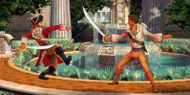 Игры про пиратов: Sid Meier's Pirates!