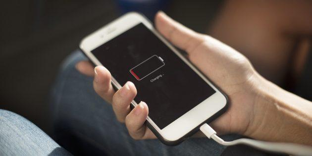Как быстро зарядить iPhone с помощью команды iOS 12