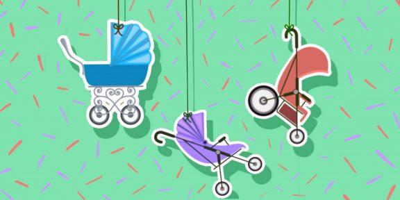 Как выбрать коляску, удобную для малыша и родителей