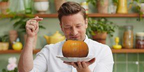 10 оригинальных блюд из тыквы от Джейми Оливера