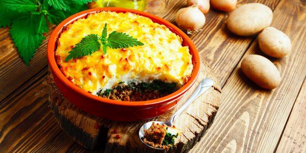 10 рецептов картофельной запеканки на любой вкус
