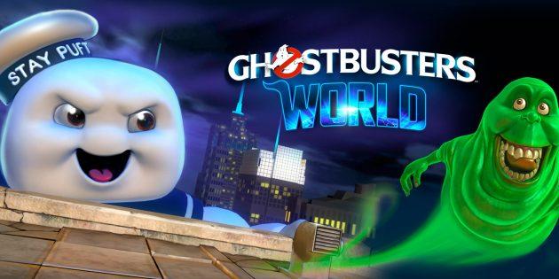 Sony открыла предварительную регистрацию на Ghostbusters World — AR-игру во вселенной «Охотников за привидениями»