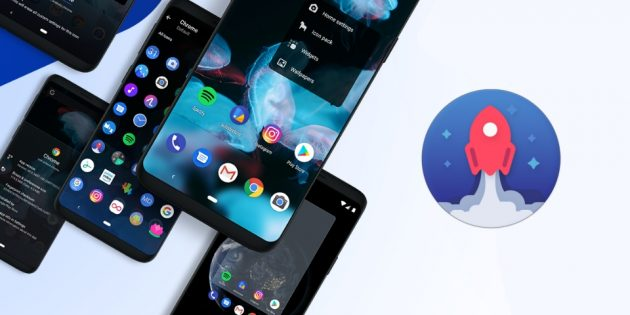Hyperion — новый лаунчер в стиле оболочки Google Pixel