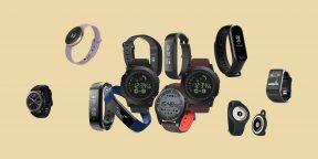 15 фитнес-браслетов и умных часов с AliExpress и из других магазинов