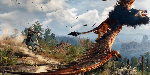 Лучшие игры с открытым миром: The Witcher 3: Wild Hunt