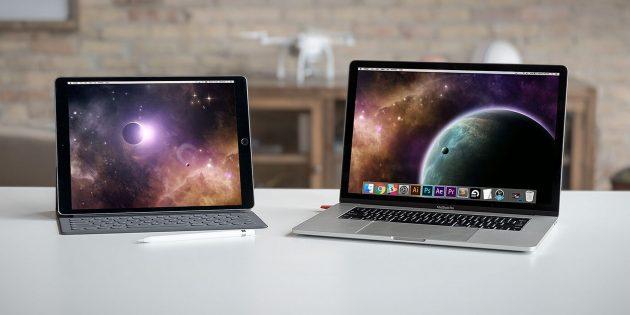 Штука дня: устройство, которое превращает iPad во второй экран для Mac