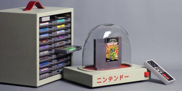 Штука дня: приставка с ретродизайном для классических игр от Nintendo