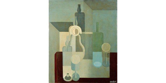 «Натюрморт (посуда)», Амеде Озанфан