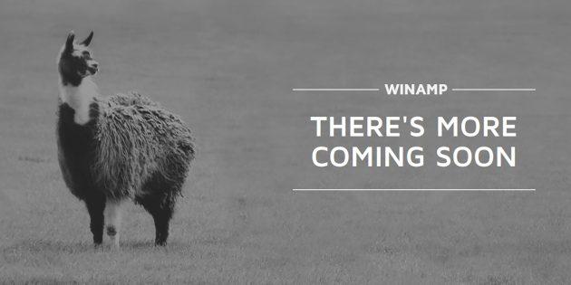 Новый Winamp соберёт ваши подкасты и стриминговые сервисы в одном месте