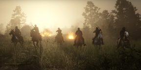 Вышел трейлер к запуску вестерна Red Dead Redemption 2