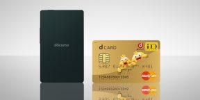 Штука дня: смартфон размером с кредитку для ценителей небольших устройств