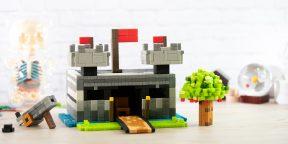 Штука дня: магнитный набор для создания объёмных шедевров в стиле Minecraft