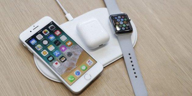 презентация Apple октябрь: