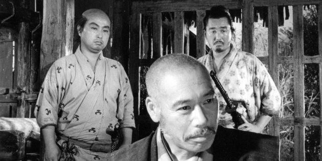 Сем самураев: принятие помощи