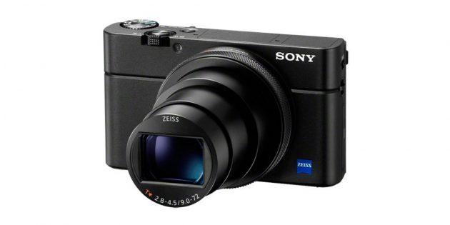 Лучшие фотоаппараты: Sony Cyber-shot DSC-RX100VI