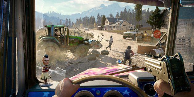 Лучшие игры с открытым миром: Far Cry 5