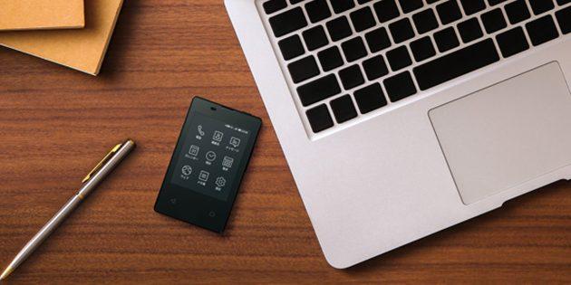 маленький телефон: Внешний вид