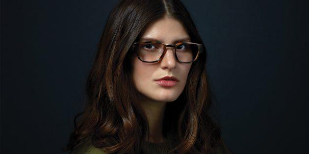умные очки: Внешний вид