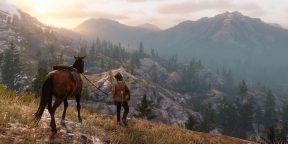 В Red Dead Redemption 2 можно будет использовать планшет или смартфон в качестве карты мира