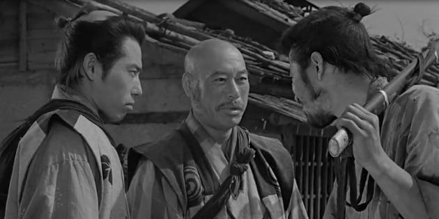 Семь самураев: план действий