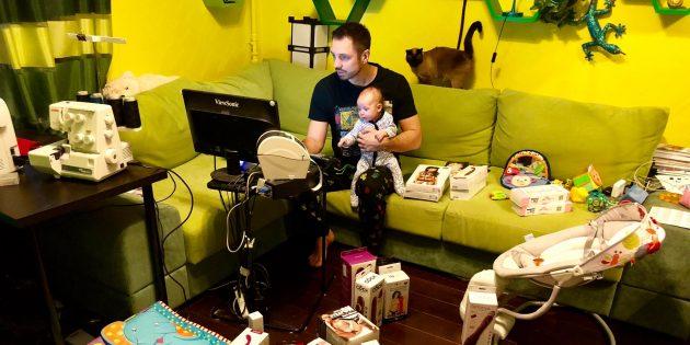 Есения Шамонина: Муж с ребёнком
