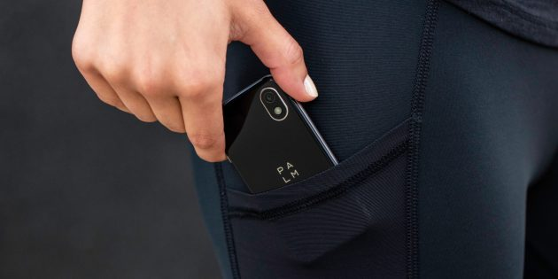 маленький смартфон: Размер