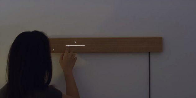 управление умным домом: Сенсорный экран