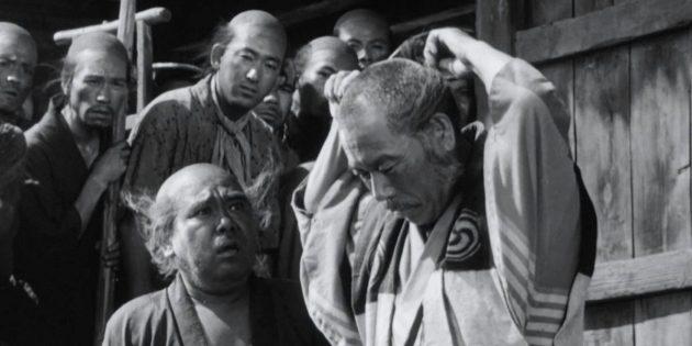 Семь самураев: помощь другим