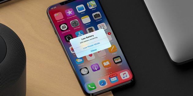 На прошлогодних iPhone теперь можно отключить замедление процессора