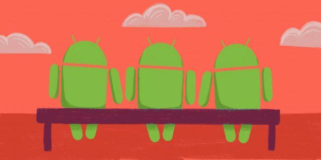 Самые крутые оболочки на базе Android