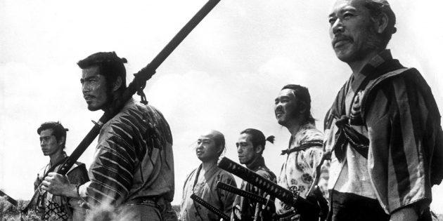 Семь самураев: статус не главное