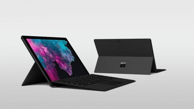 презентация Microsoft: Surface Pro 6