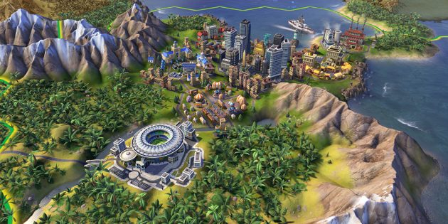 лучшие игры на ПК: Civilization 6