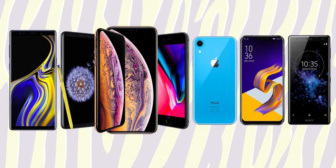 9a835cbaba2bc 8 смартфонов-флагманов 2018 года, которые дешевле купить в США ...
