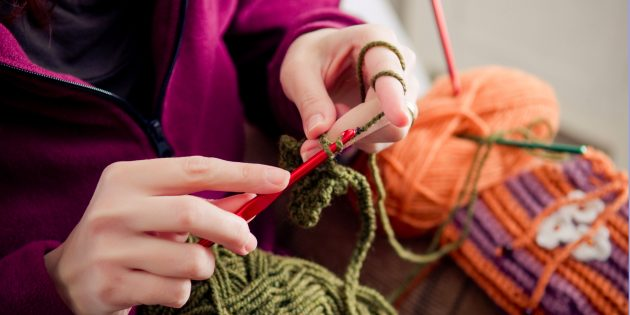 9 советов для тех, кто учится вязать крючком