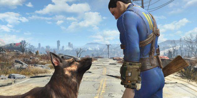 покупать игры: Fallout 4