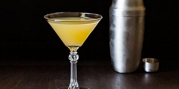 Коктейли с виски: Алгонкин