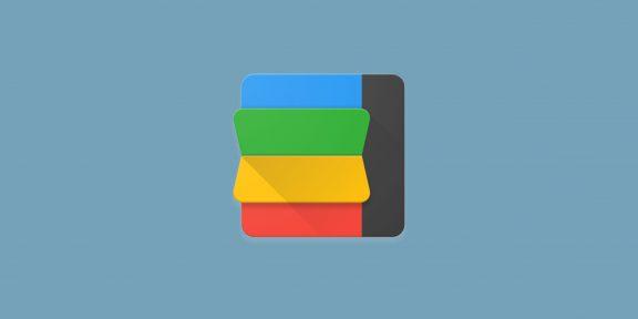 Black Menu — быстрый доступ к сервисам Google в формате «картинка в картинке»