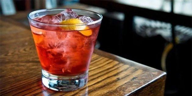 Коктейли с виски: Бульвардье