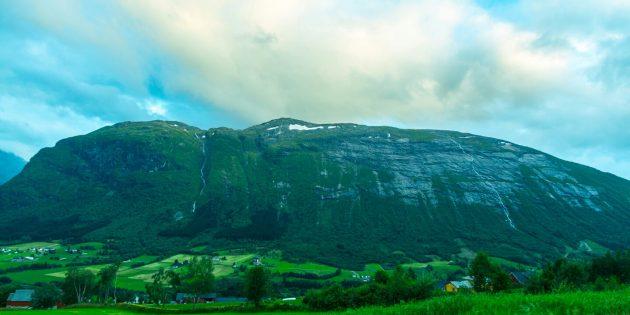 посмотреть Норвегию: Норвегия