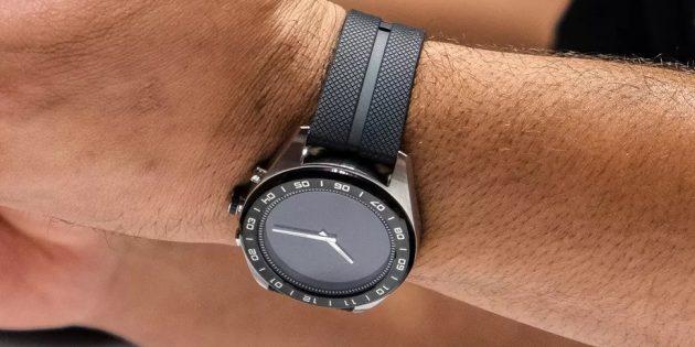 WatchW7: Ремешок