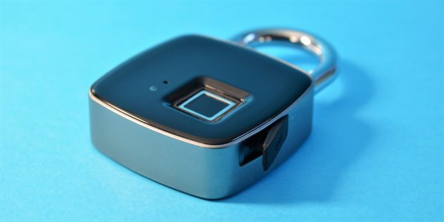 умный замок: USB Rechargeable Smart Keyless Fingerprint Lock