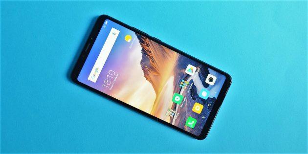 обзор Xiaomi Mi Max 3: Внешний вид