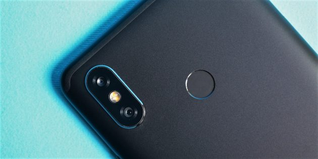 обзор Xiaomi Mi Max 3: Камера