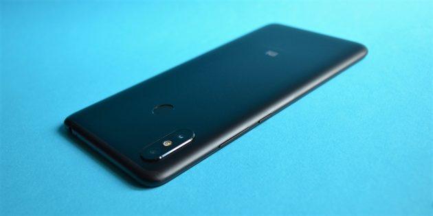 обзор Xiaomi Mi Max 3: Кнопки