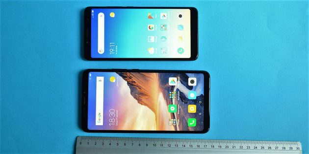 обзор Xiaomi Mi Max 3: Сравнение с Redmi Note 5