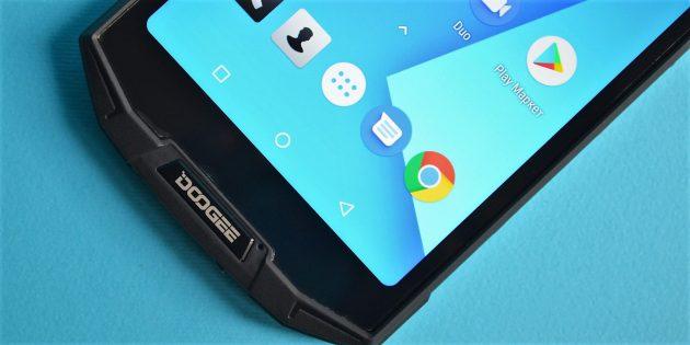 Doogee S70: экран
