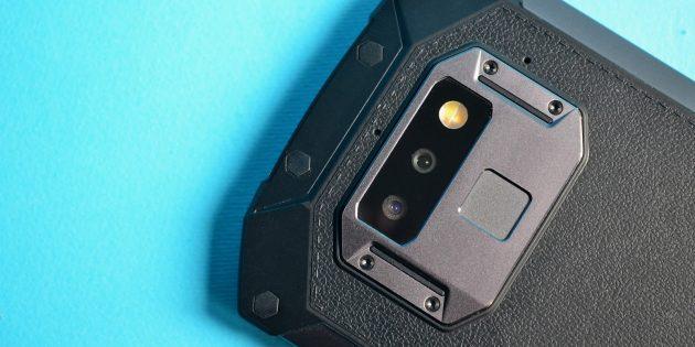 Doogee S70: камера