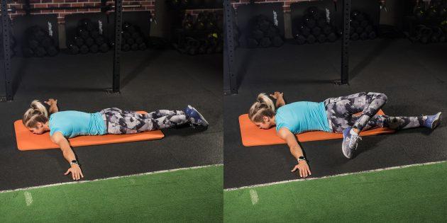 эффективные упражнения: Скорпион