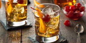 10 крутых коктейлей с виски, которые скрасят ваш вечер